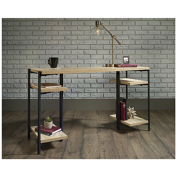 Foundry Industrial Style Chunky Desk