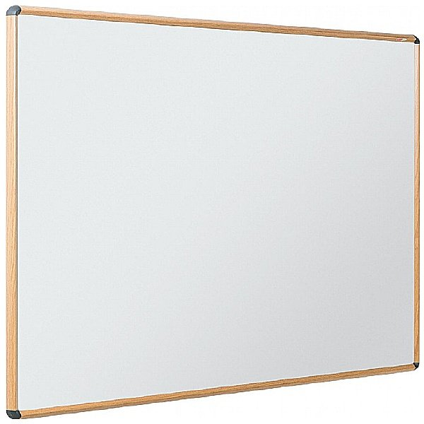 Shield Design Wood Effect Whiteboards