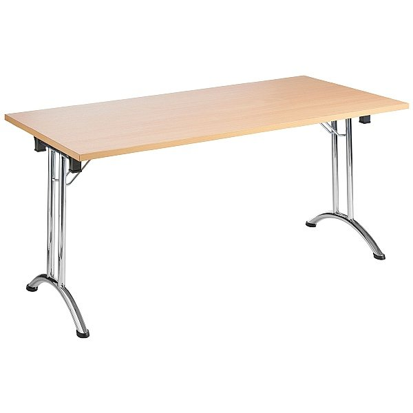 NEXT DAY Unite II Arc Rectangular Folding Tables
