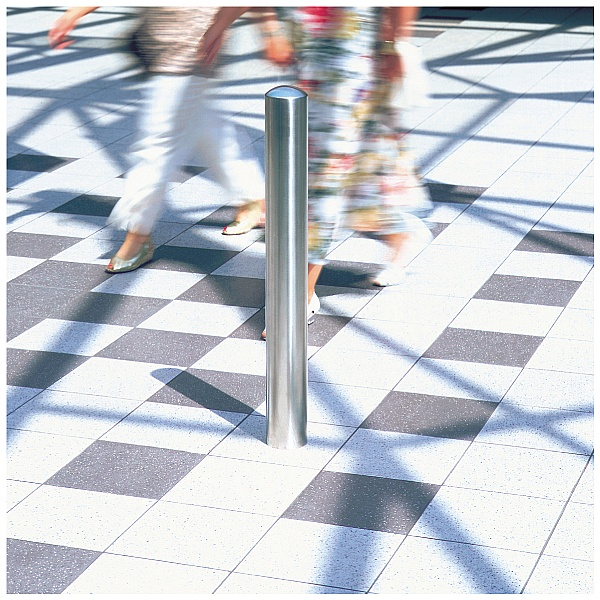 Chichester Anti-Ram Stainless Steel Bollards