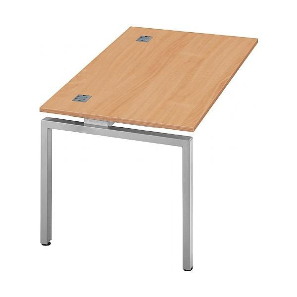 Commerce II Single Add On Bench Desks