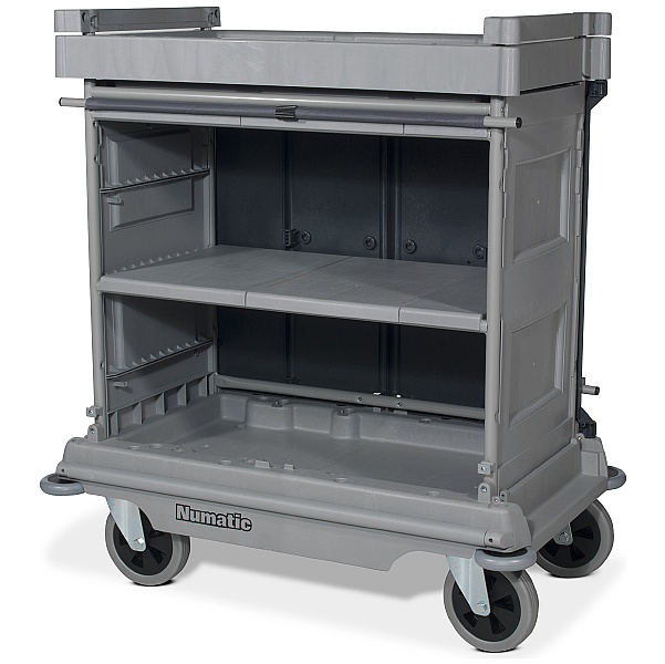 Numatic NuKeeper Housekeeping Trolley Soft Front NKU-30FF