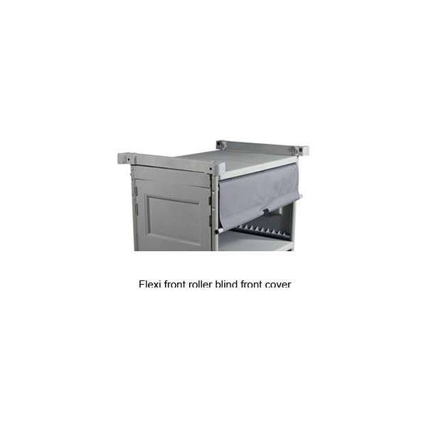 Numatic NuKeeper Housekeeping Trolley Soft Front NKU-31FF