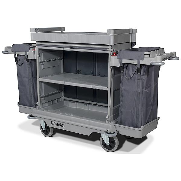 Numatic NuKeeper Housekeeping Trolley Soft Front NKU-32FF