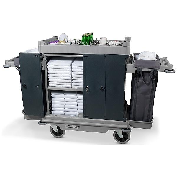 Numatic NuKeeper Housekeeping Trolley Hard Front NKU-32HF