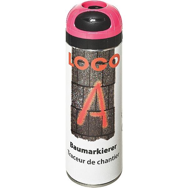 Logo-A Spot Marker