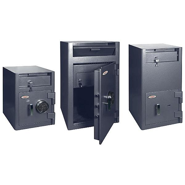 Phoenix 0990E Series Cashier Deposit Safes