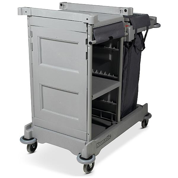 Numatic NuKeeper Compact Housekeeping Trolley NKS-1LL