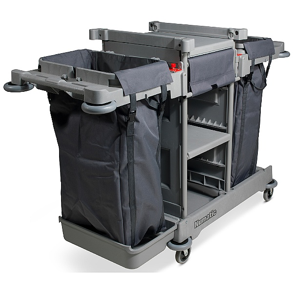 Numatic NuKeeper Compact Housekeeping Trolley NKS-2LL