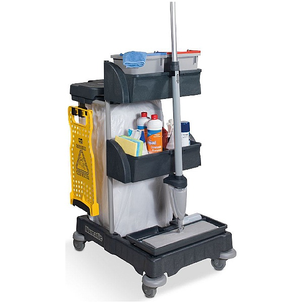 Numatic Xtra XCG0 Compact Cleaning Trolley