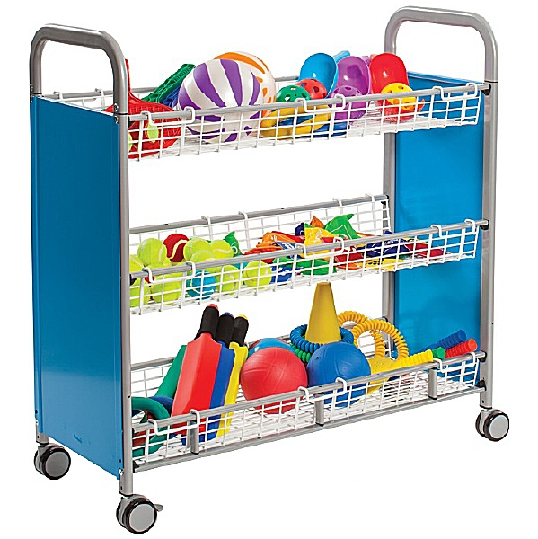 Gratnells Callero Lunchbox Storage Trolley