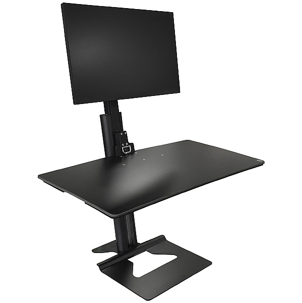 I-Stand Desktop Sit/Stand Workstation With Single Monitor Support
