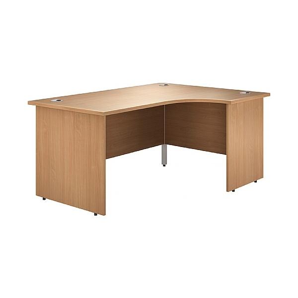 Phase Ergonomic Panel End Desks