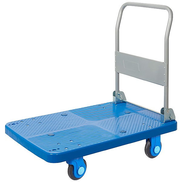 Proplaz Super Silent Large Platform Trolley