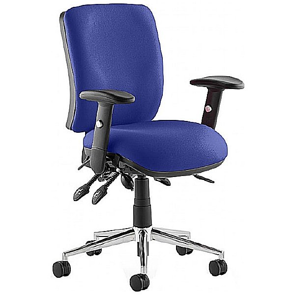 Vital 24Hr Ergonomic Medium Back Chair