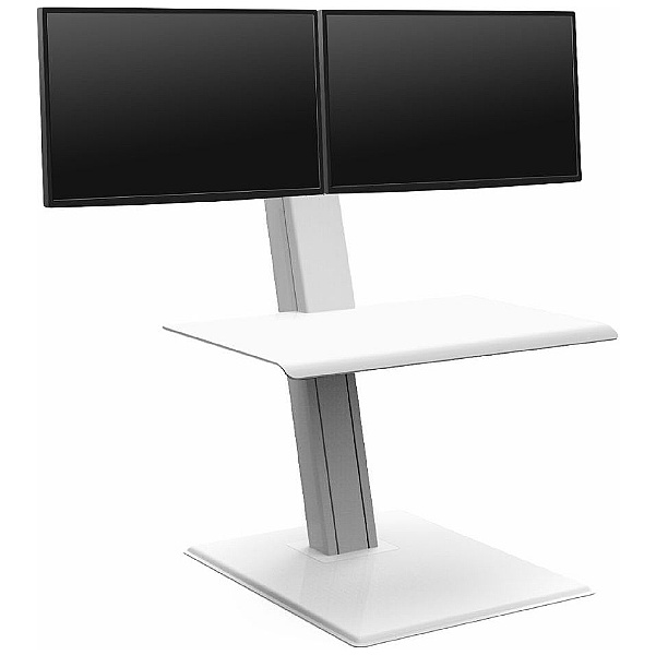Humanscale Quickstand Eco Dual Monitor Solution
