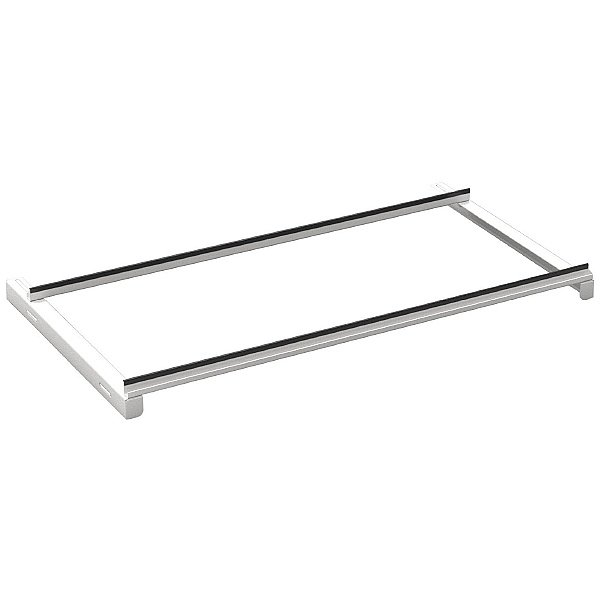 NEXT DAY Eclipse Essential Lateral Filing Frame for Tambour Unit