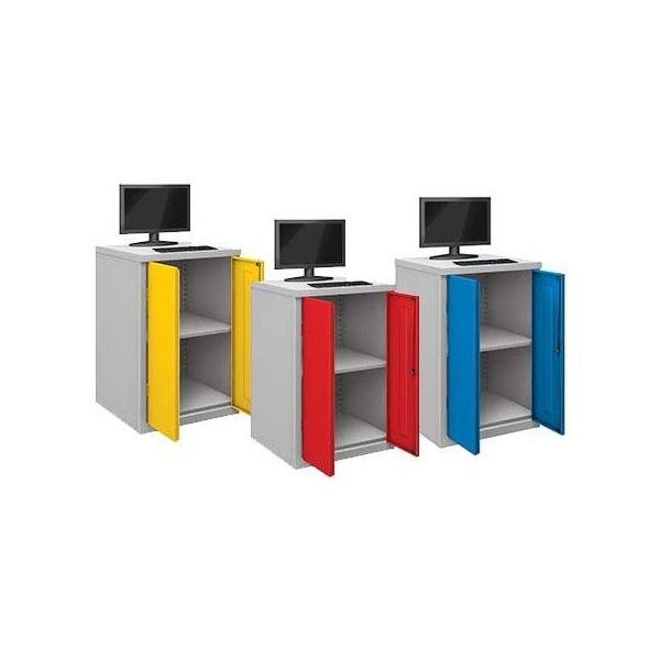 Industrial Warehouse Computer Cupboard