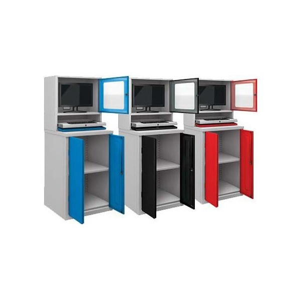 Industrial Warehouse Computer Workstation