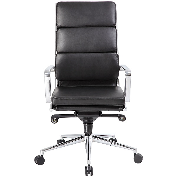Sicily High Back Leather Office Chairs