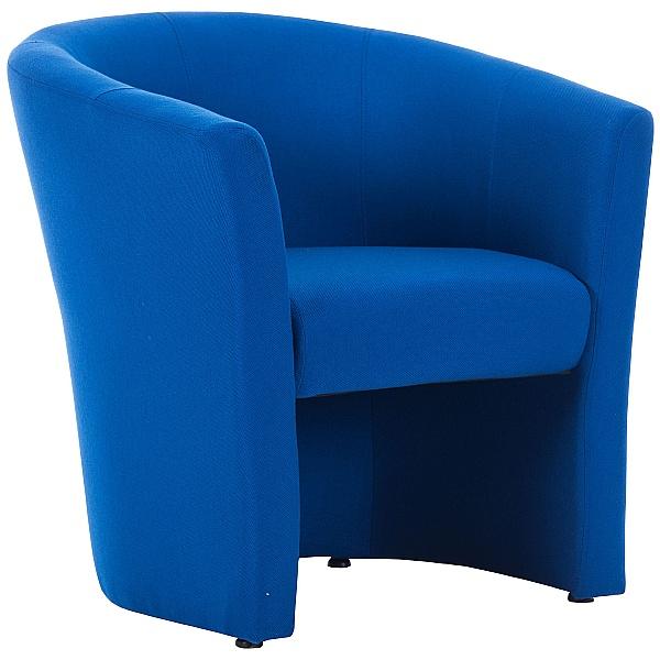 Brighton Fabric Tub Chairs