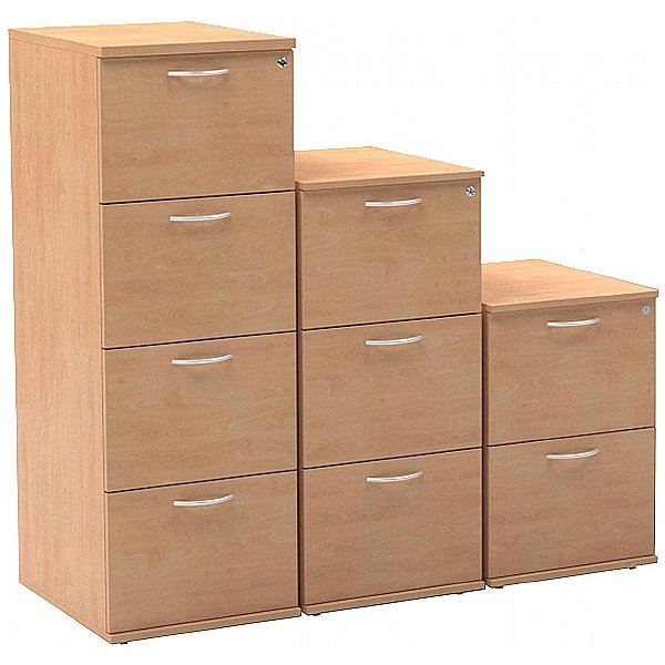Solar Essential Filing Cabinets