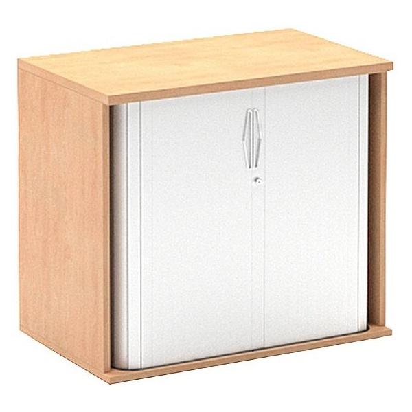 NEXT DAY Solar Essential Tambour Cupboards