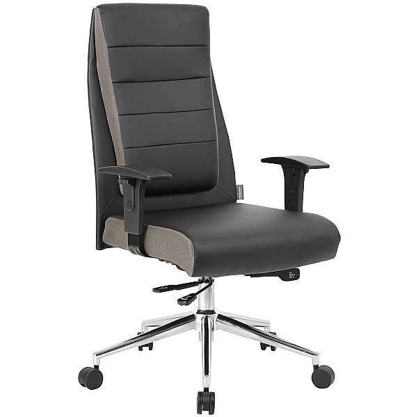 Icon Leather Faced Manager Chairs