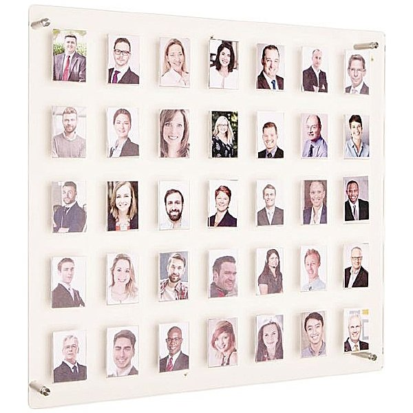 ClearView Acrylic Display Boards