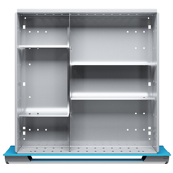 Bott Cubio Drawer Cabinets 525W x 525D Metal Dividers