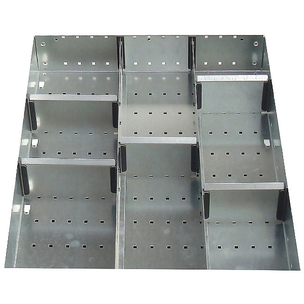 Bott Cubio Drawer Cabinets 525W x 650D Metal Dividers