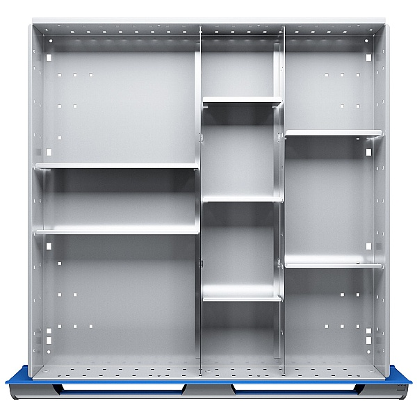 Bott Cubio Drawer Cabinets 650W x 650D Metal Dividers
