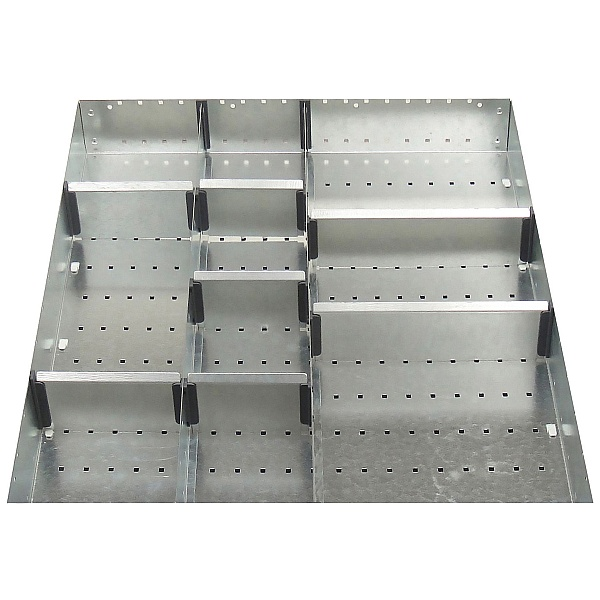Bott Cubio Drawer Cabinets 650W x 750D Metal Dividers