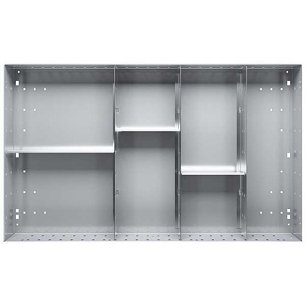 Bott Cubio Drawer Cabinets 800W x 525D Metal Dividers
