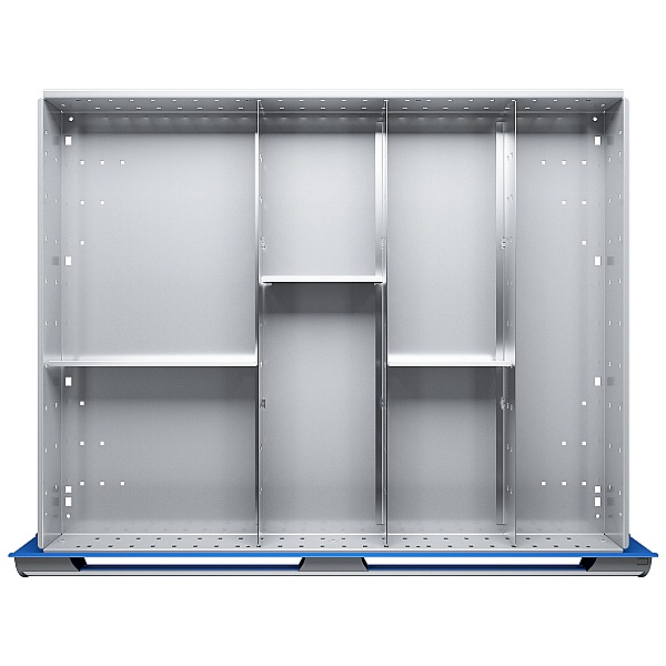 Bott Cubio Drawer Cabinets 800W x 650D Metal Dividers