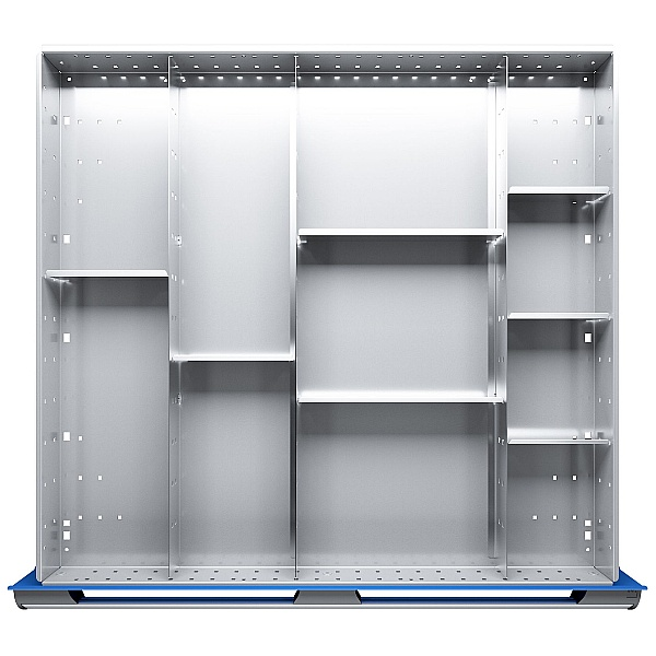 Bott Cubio Drawer Cabinets 800W x 750D Metal Dividers