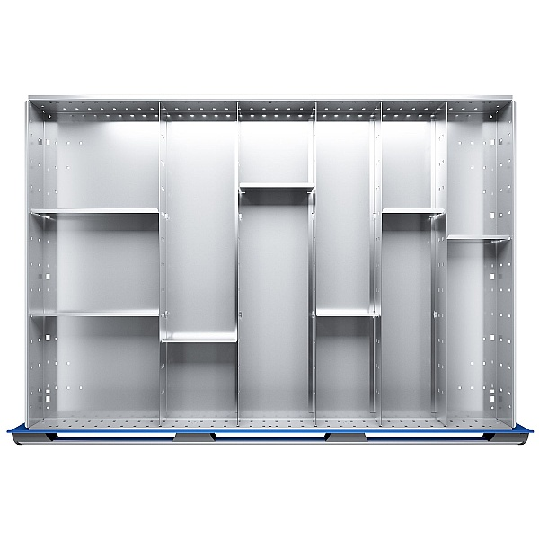 Bott Cubio Drawer Cabinets 1050W x 750D Metal Dividers