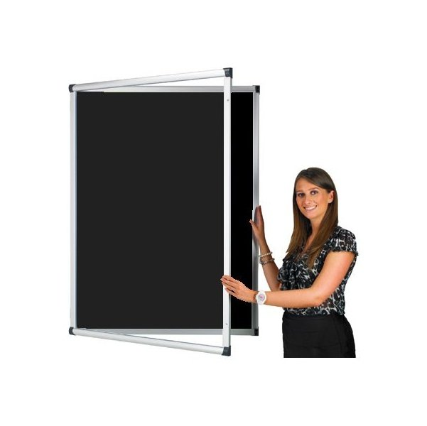 Eco-Sound Tamperproof Blazemaster Noticeboards