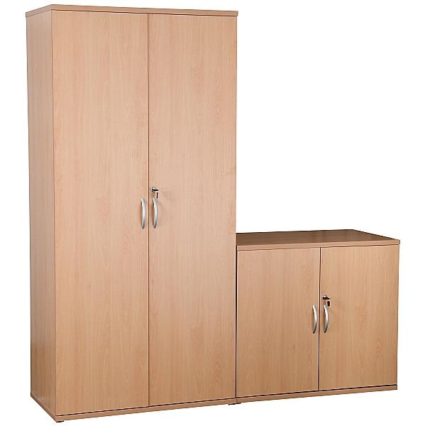 NEXT DAY Karbon Large Volume Cupboards