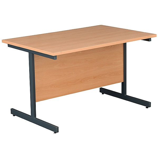 NEXT DAY Karbon Rectangular Meeting Table