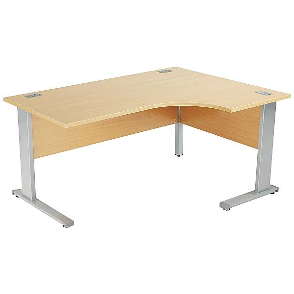 Commerce II Systems Ergonomic Office Desks