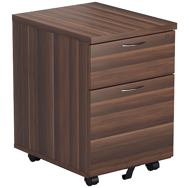 Precision 2 Drawer Mobile Pedestal