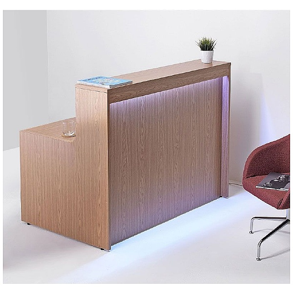 Precision Reception Desk