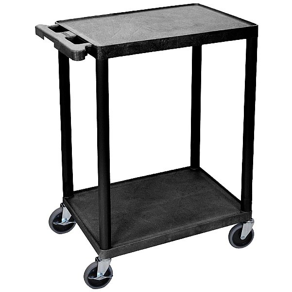 Super Strength Plastic Service Trolleys
