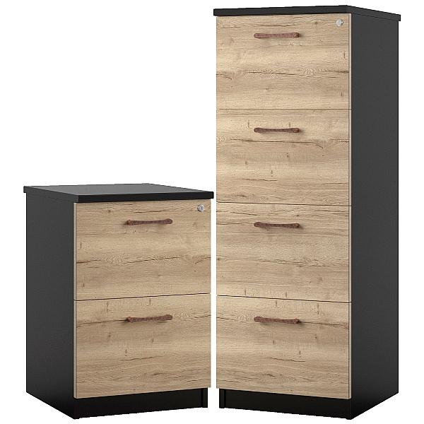 Noir Filing Cabinets
