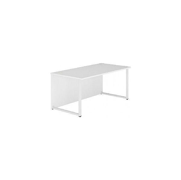 Fluid Hoop Leg Rectangular Desks