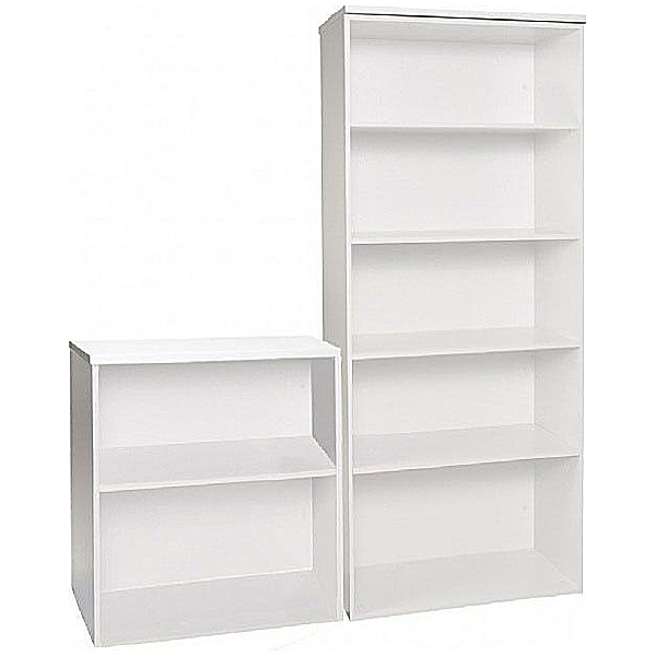 Fluid Office Bookcases