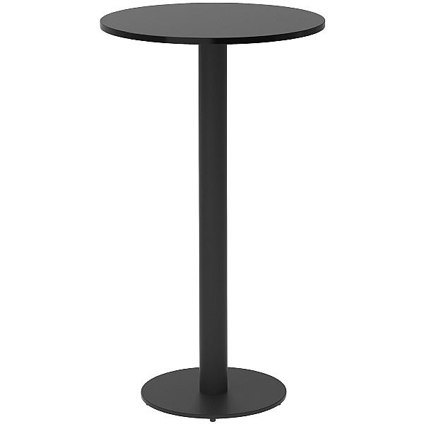 NEXT DAY Noir Poseur Table