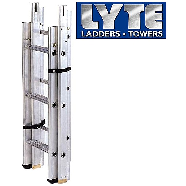 Lyte Sectional Surveyors Ladder