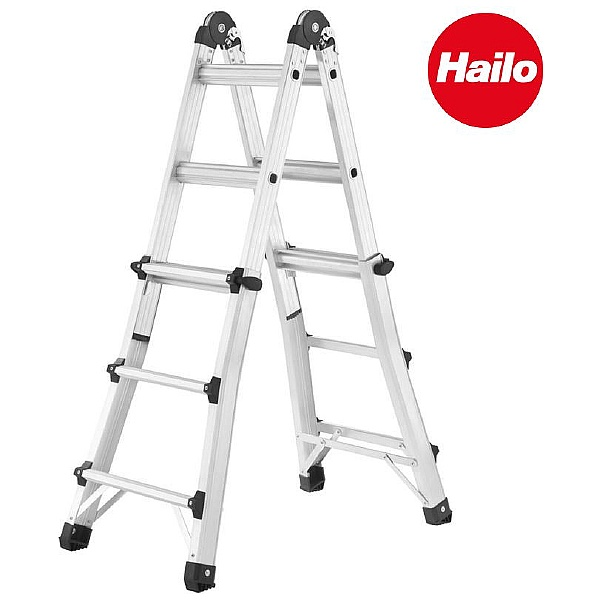 Hailo M80 Multipurpose Ladder